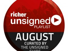 Best of August 2015 by The Unsigned Guide