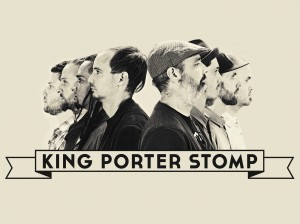 King Porter Stomp Headshot1 with logo