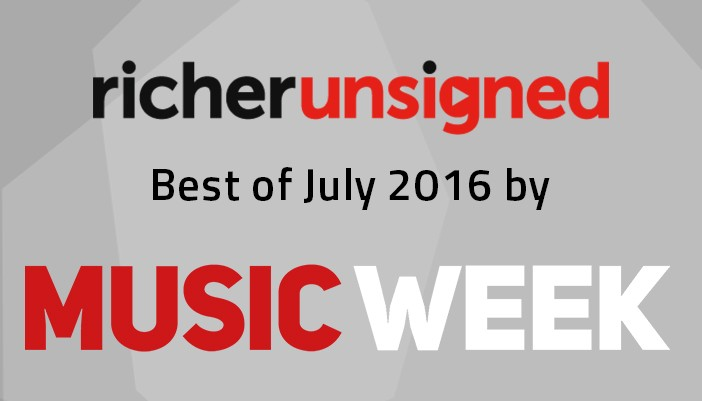 Best of July by Music Week