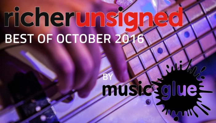 Best of October 2016 by Music Glue