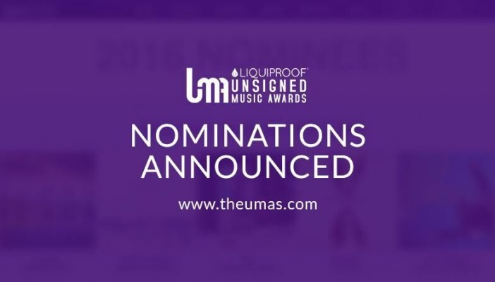 UMA Official Nominees Announced