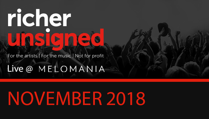 Richer Unsigned Session – November