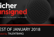 Best Of January 2018 by TALENTBANQ