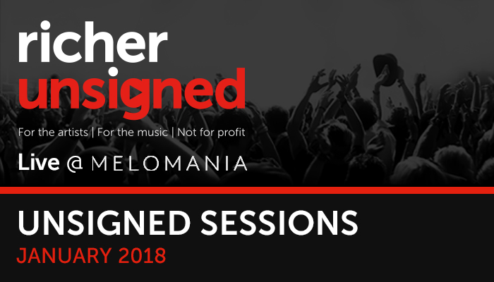 Unsigned Sessions – January