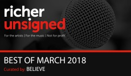 Best Of March 2018 By Believe