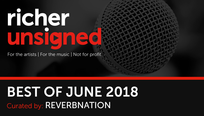 Best of June 2018 by ReverbNation