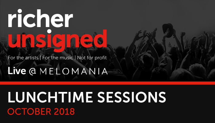 Richer Unsigned Session – October 2018