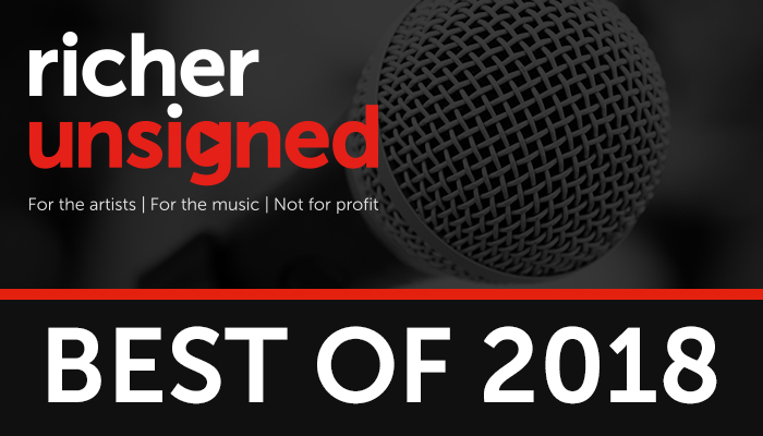 Year-end Round Up – Best Of 2018 playlist