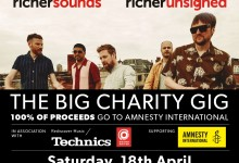 Kaiser Chiefs + Richer Unsigned